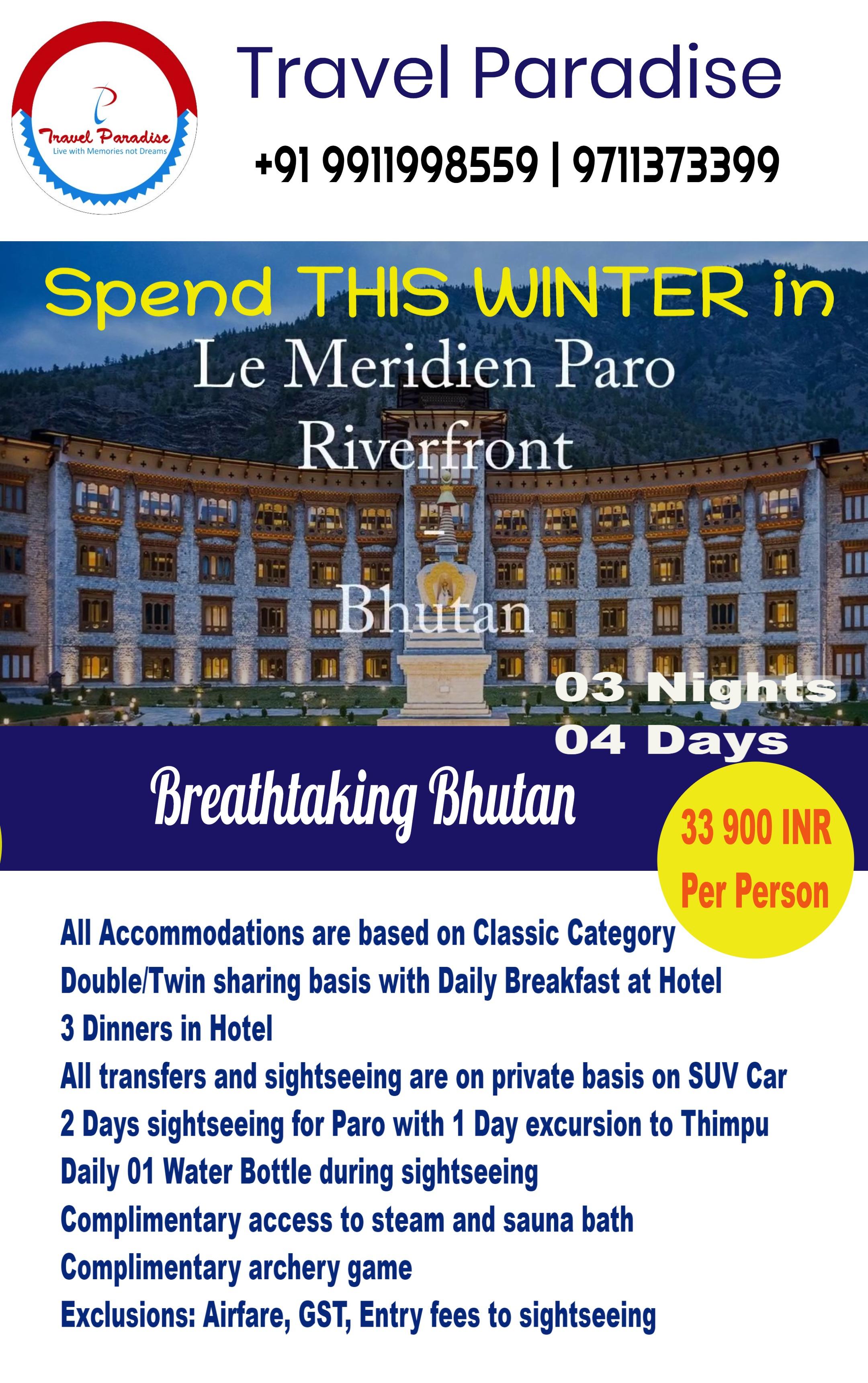 Breathtaking Bhutan (wv)