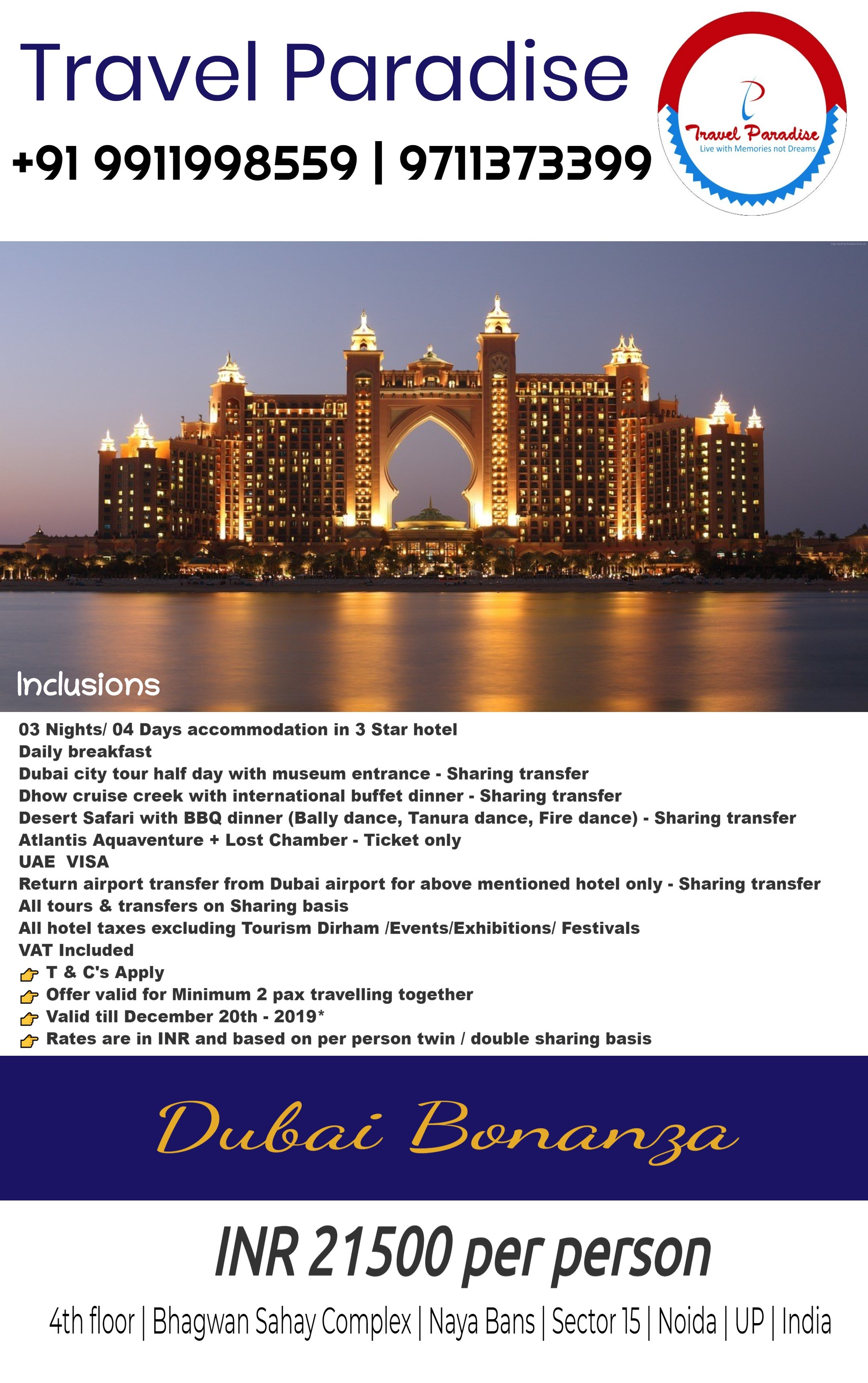 Dubai Bonanza