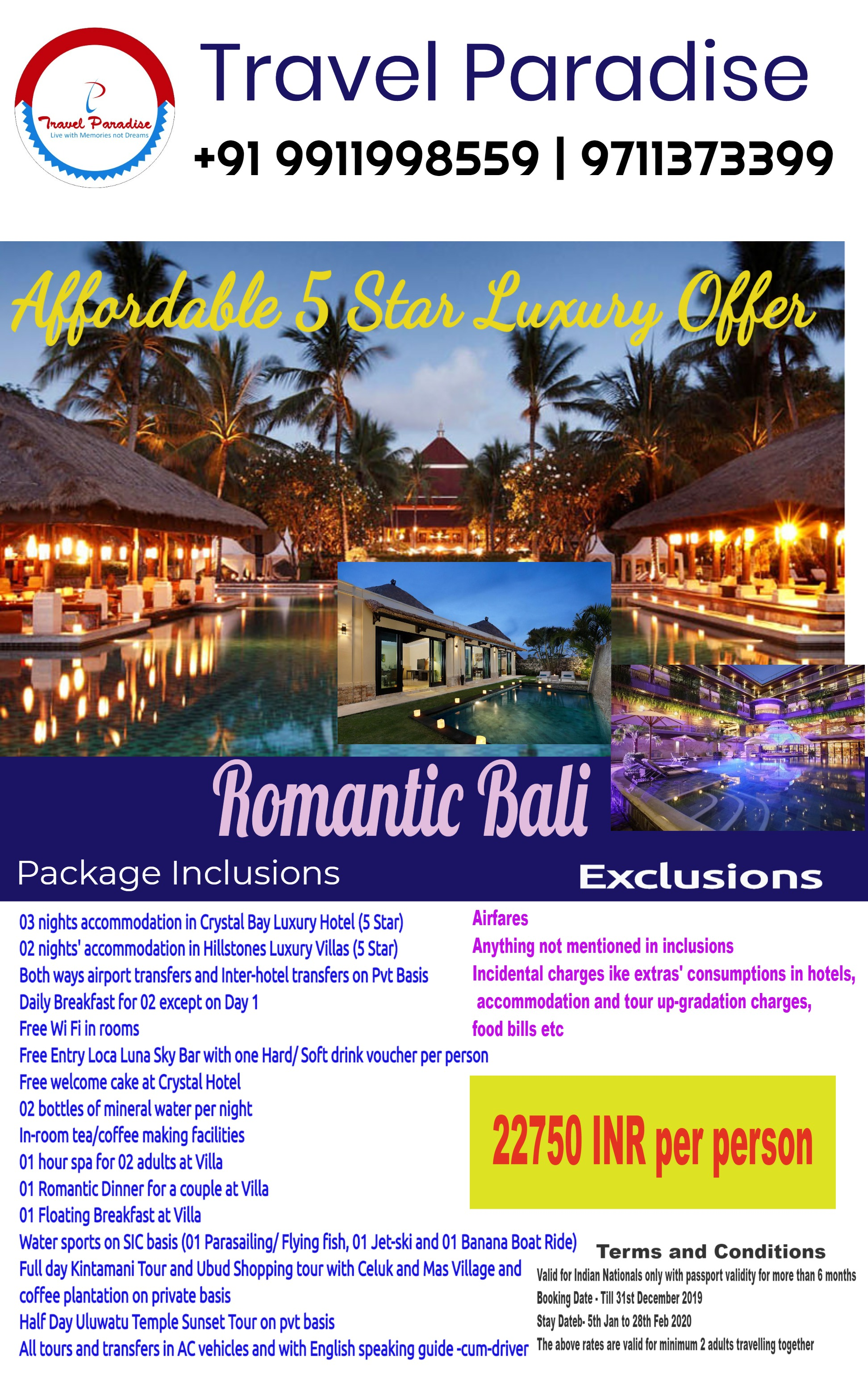 Romantic Bali 1